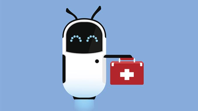 Robotics Process Automation Rpa Used In Health Care Scipreneur